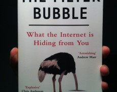 Next: the Filter bubble – Buch